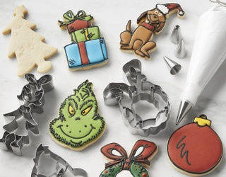 Brig's Buys: 10 Christmas Cookie Kits That Both You and the Kids Will Get a Kick out of Decorating