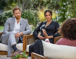 Who Else Is Emotionally Drained After Watching Harry and Meghan's Interview?