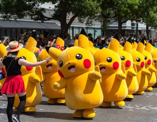 Which Pokémon Are You Most Like?