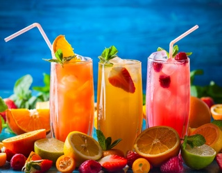 Escape the Lousy Weather With This Tropical Drinks Puzzle!