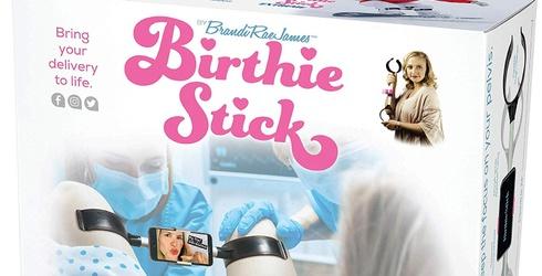 The Birthie Stick: Your Baby Shower's Next Big Gift Hit