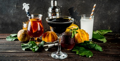 8 Cocktails for Your Halloween Party That Are so Good, It's Scary