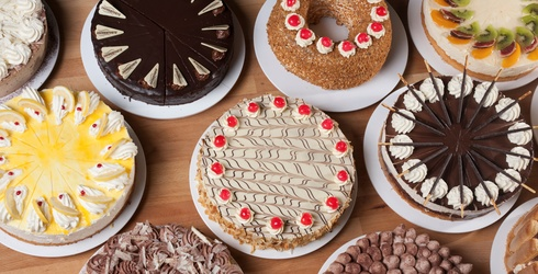 Can You Find All These Delicious Dessert Pairs?