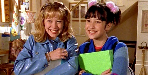 """Your Nostalgia Will Be at an All-Time High With This """"Lizzie McGuire"""" Memory Match"""