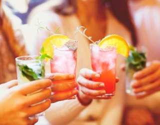 Keep up Your Dry January Success With Zero Proof Booze