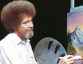 We're Wishing Bob Ross a Happy Little Birthday With This Soothing Puzzle