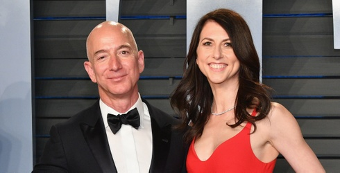 Scandalous: The Buzz on the Bezos Billionaires