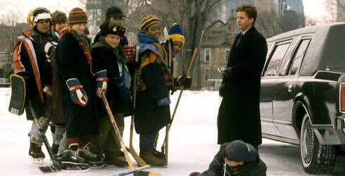 """Emilio Estevez Is Back in First Trailer for Disney+'s """"The Mighty Ducks: Game Changers"""""""