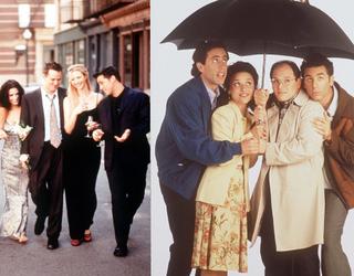 """Seinfeld"" vs. ""Friends"": Which Sitcom Was Better?"