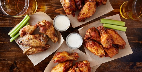 Netflix & Chill, Marry, Kill: Chicken Wing Dipping Sauces