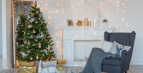 Social Media Inspiration for Decorating Less Obvious Spaces for the Holidays