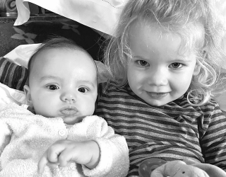 Already Famous: The Simpson Cousins Had a Little Playdate