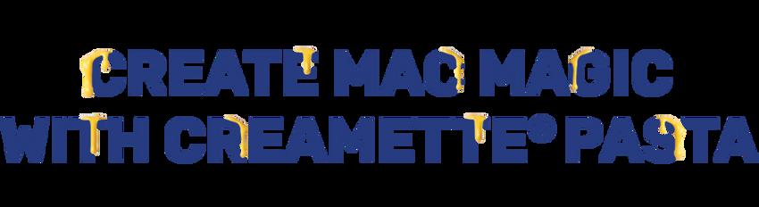 Create Mac Magic With Creamette