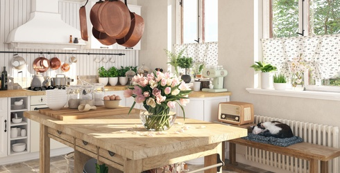 The Most Aesthetically-Pleasing Kitchens on Instagram & How to Design Your Own