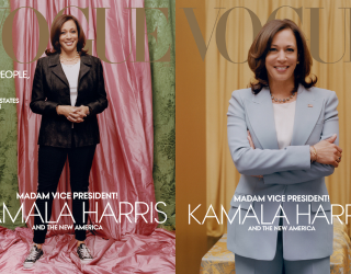 Unpopular Opinion of the Day: THIS Is Why Kamala Harris's Vogue Cover Is Perfect