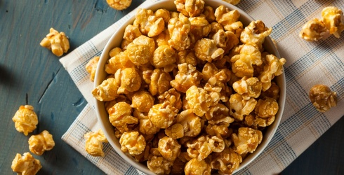 There's a Kernel of Truth in This Caramel Corn Puzzle...Can You Find It?