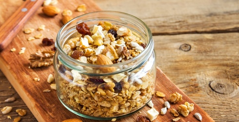 Take a Bite Out of This Granola Memory Match