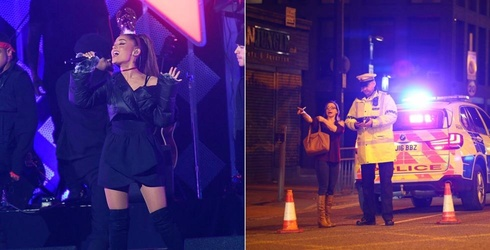 Explosion at Ariana Grande Concert in Manchester Kills 22, Injures 59