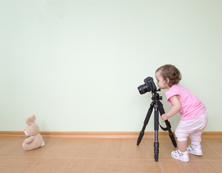 Monday Memory Madness: Smile for the Camera!