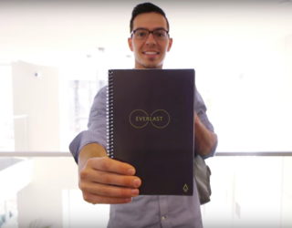 The Everlast Notebook Is Literally the Only Notebook You'll Ever Need