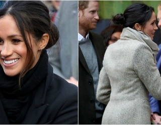 Meghan Markle's Messy Bun Is the Breath of Fresh Air the Royal Family Needs