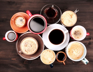 It's National Coffee Day! Can You Find All the Pairs?