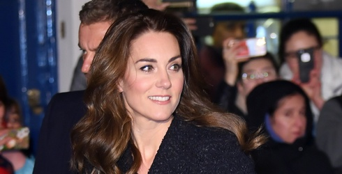 """Kate Middleton Outshines Her Own Sparkly Shoes at """"Dear Evan Hansen"""" Performance"""