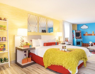 14 Fun-Themed Hotel Rooms More Entertaining Than the Sights