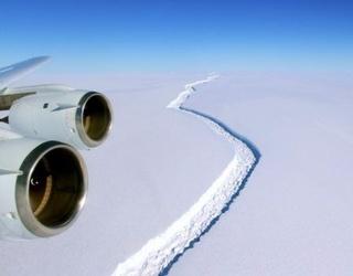 The Daily Break: A Broken Iceberg and a Senate Confirmation Hearing