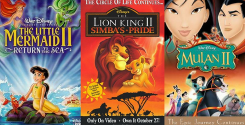 We've All but Forgotten About These 6 Disney Sequels, but Were They Even Any Good?