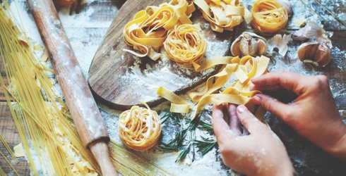 How to Make All Different Shapes of Homemade Pasta