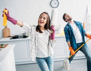 These 16 Cleaning Tips on TikTok Are My New Go-To Homecare Hacks