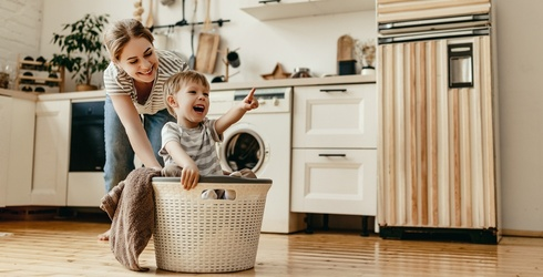Make Sure You Leave This Spring Cleaning Memory Match Spotless!