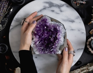 Brig's Buys: Surround Yourself With Amethyst to Get the Positive Energy Pumping
