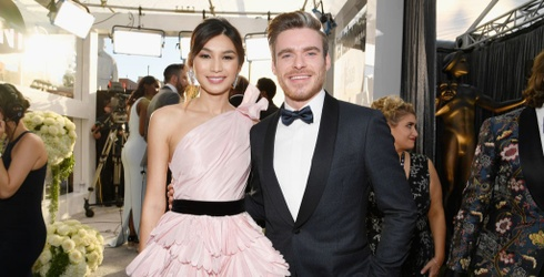Gemma Chan's A+ Scottish Vacation, Featuring Lambs and Richard Madden