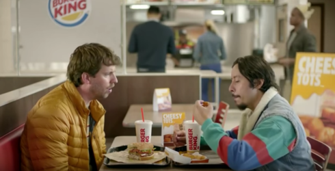 Napoleon Dynamite and Pedro Reunite for a Burger King Commercial