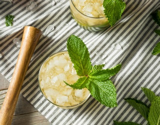 Drink up the History of the Mint Julep