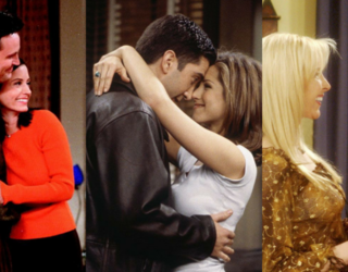"Netflix & Chill-Marry-Kill: ""Friends"" Relationships"