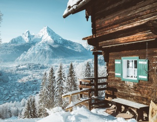 Weekend Wanderlust: Don't Wake up, Because These Luxury Ski Chalets Are Dreamscapes