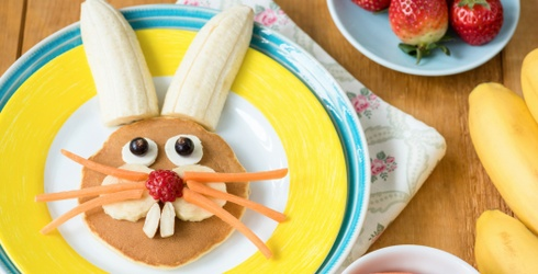 9 Healthy Easter Egg- and Bunny-Shaped Treats to Help You Enjoy the Holiday