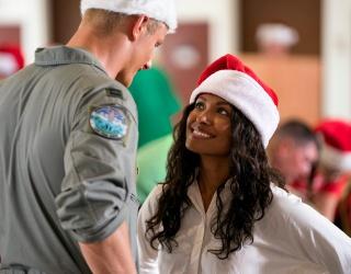 """Netflix Gets All Fa La La La La With """"Operation Christmas Drop"""""""