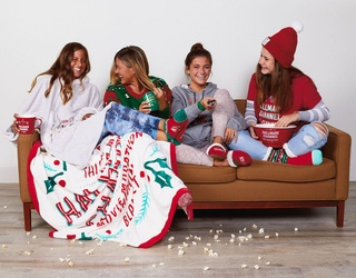 Hallmark Has Merchandise for Your (Not so) Guilty Holiday Pleasure