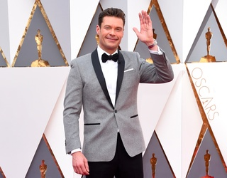Ryan Seacrest Is Rumored to Be Kelly Ripa's New 'Live' Co-Host