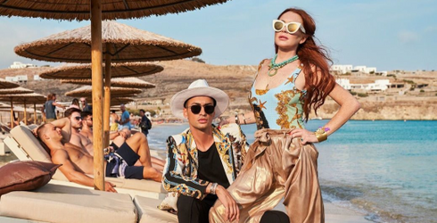 """Everything You Need to Know About Self-Anointed """"Boss B*tch"""" Lindsay Lohan's Beach Club"""