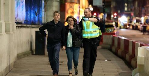 BREAKING: Three Possible Terrorist Attacks Occur in London