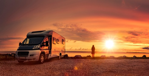 Travel Tuesday: Get out of the House and Behind the Wheel of an RV