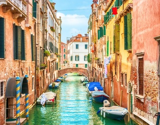 Have Your Gondola at the Ready to Complete This Canal Memory Match