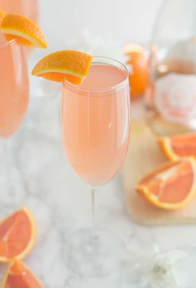 Grapefruit Cocktails So Crisp and Clean for Summer