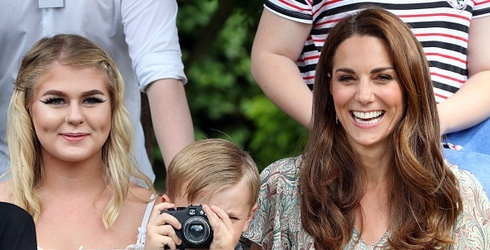 Match These Photos of a Picture-Perfect Kate Middleton