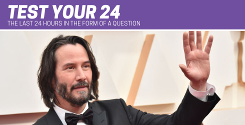 How Can You Win a Zoom Call Date with Keanu Reeves?